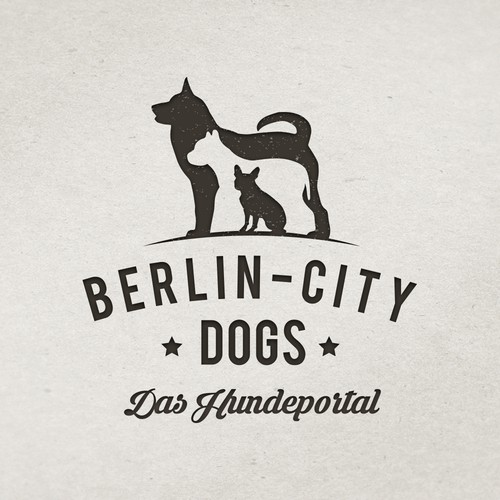 Berlin Citiy Dogs   Logo