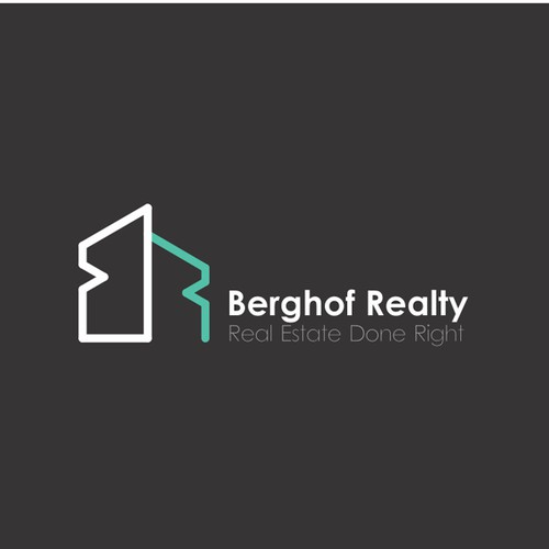 Create the hip, organic logo for the real estate brokerage of tomorrow