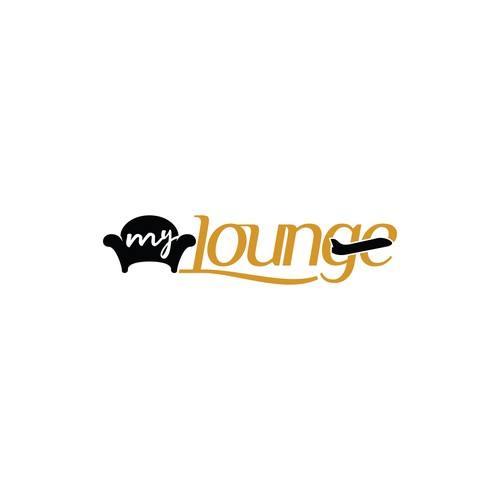 Luxury Logo for My Lounge