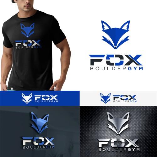 Fox Bouldergym logo