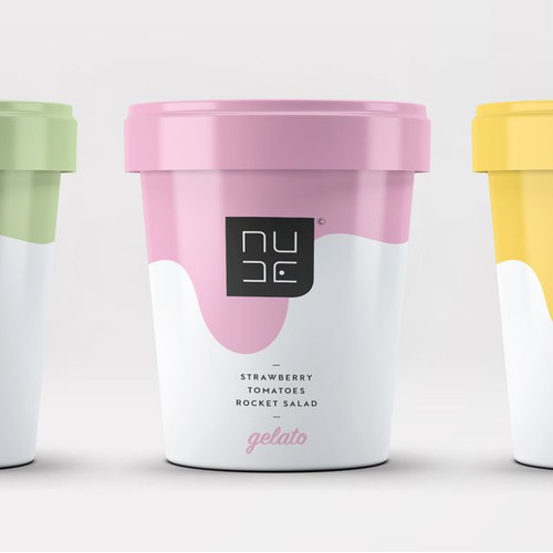 Gelato Packaging Concept