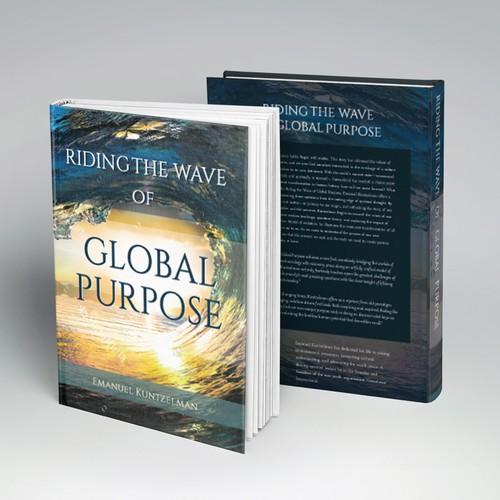 Crisp Modern Book Cover for Transformational/Spiritual Book
