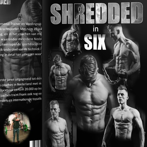 Book cover for Shredded in  Six