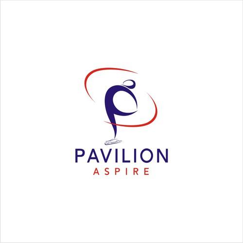 Pavilion Aspire logo design