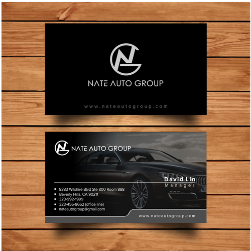 NATE AUTO GROUP