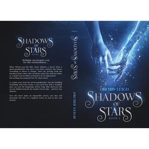 'Shadows os Stars' book cover