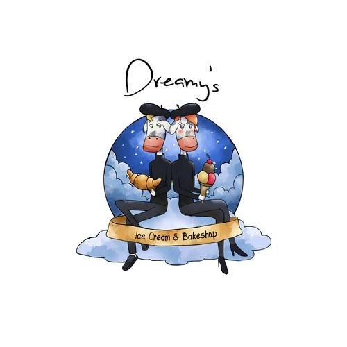Logo design for Dreamy's