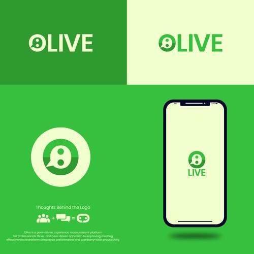 Communication Technology Logo For OLIVE