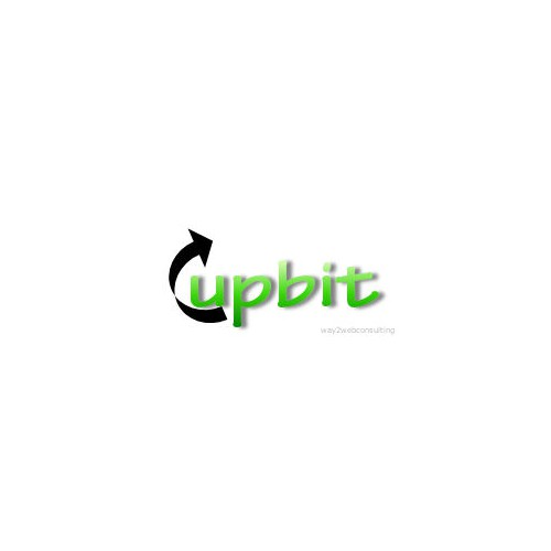 Cool Logo needed for a new web product (UpBit)