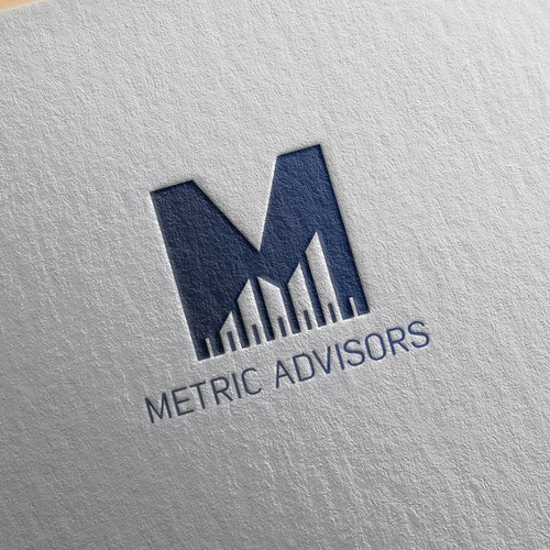 Create a new logo & business card for an innovative financial advisory firm