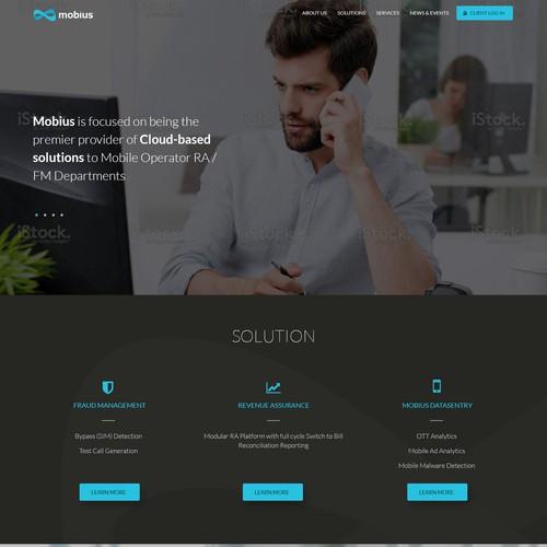 Mobius New Website