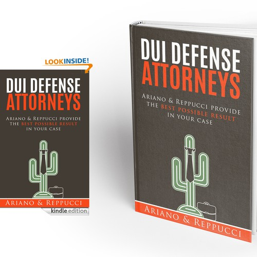 Book cover for a lawyer guides.