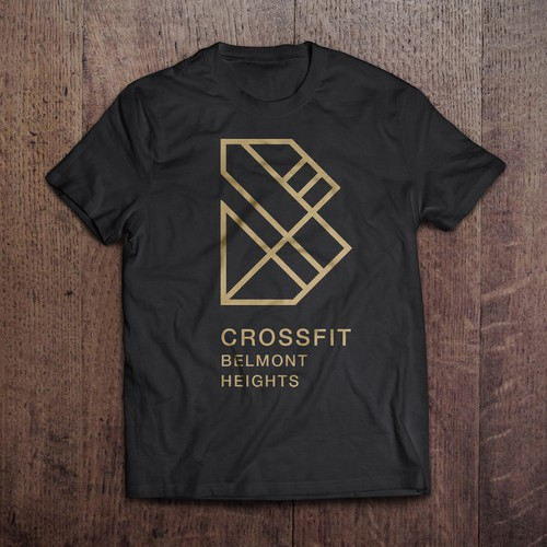 CrossFit Belmont Heights (CFBH) Logo