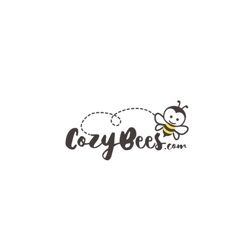 Logo Concept for Cozy Bees