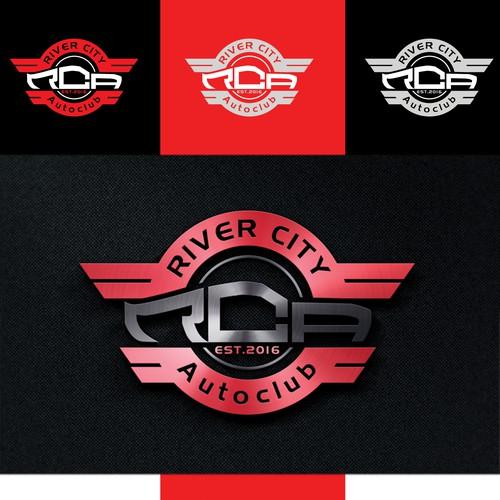 RCA logo design