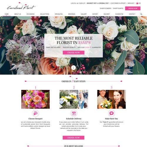 Carrollwood Florist