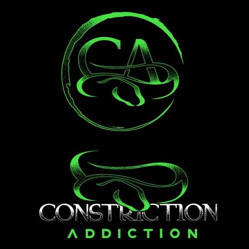 Constriction Addiction custom logo modify