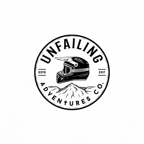 Logo for Off road motorcycle company.