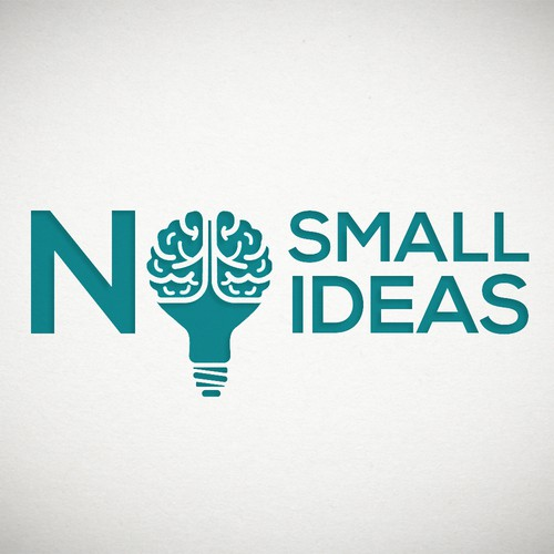 NO small ideas logo