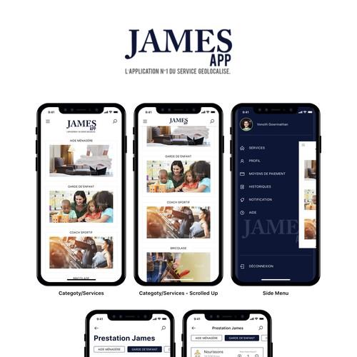 James App