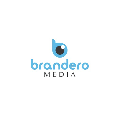 Brandero Media needs a creative new logo