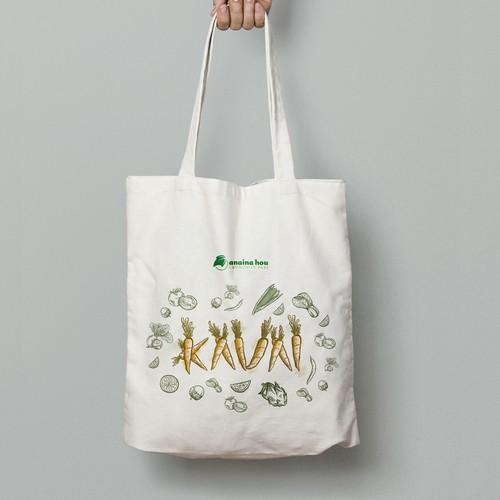 Farmer Tote Bag
