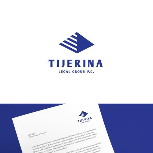 Logo Design For Tijerina Legal Group