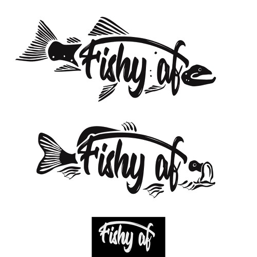 Fishing Lifestyle Brand Logo