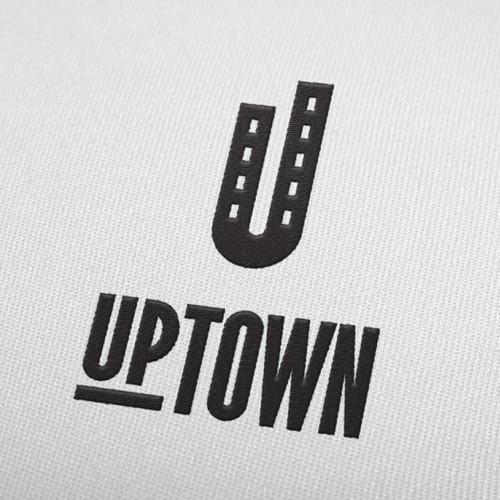Fresh & Trendy logo for an uptown car dealership.
