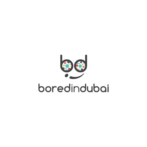Create the next logo for Bored in dubai