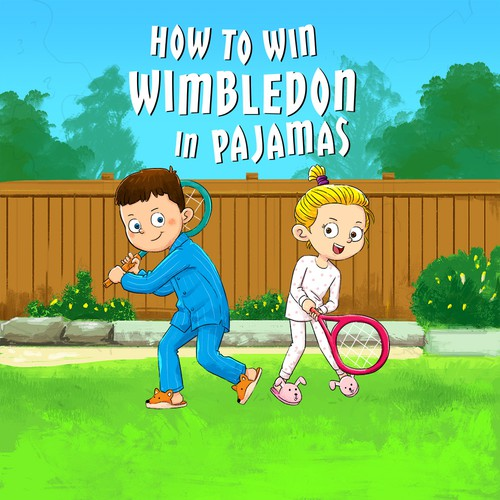 How To Win Wimbledon in Pajamas