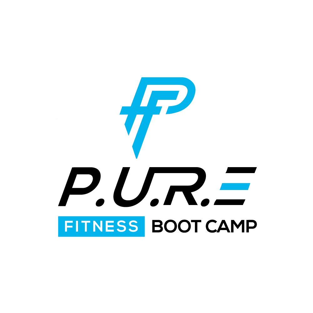 Not your usual fitness logo
