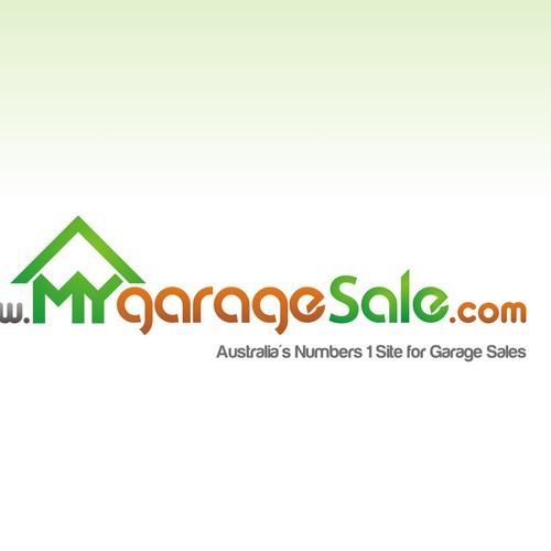 Help www.MyGarageSale.com with a new logo