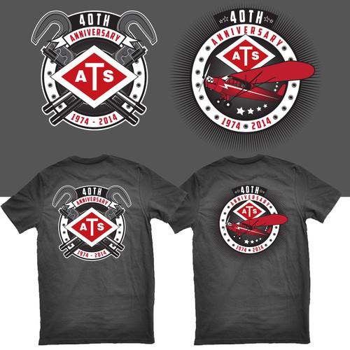 Custom T-shirt Illustrations