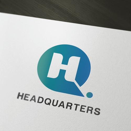 Logo for Headquarters