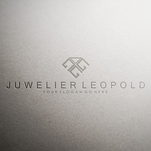 Logo for jewelry store