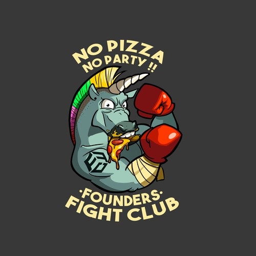 No pizza No party!