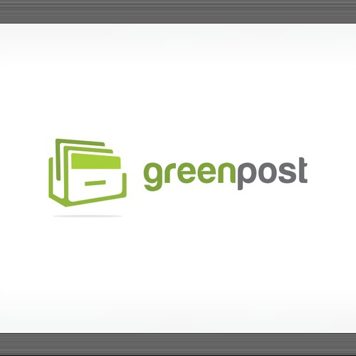 Help GreenPost with a new logo