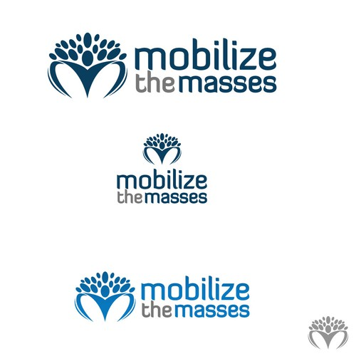 logo for Mobilize the Masses