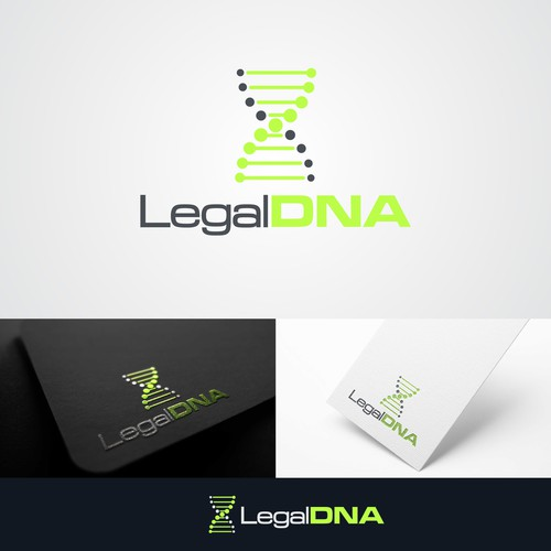 Logo Design for LegalDNA