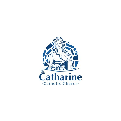 St. Catharine Church needs vibrant logo