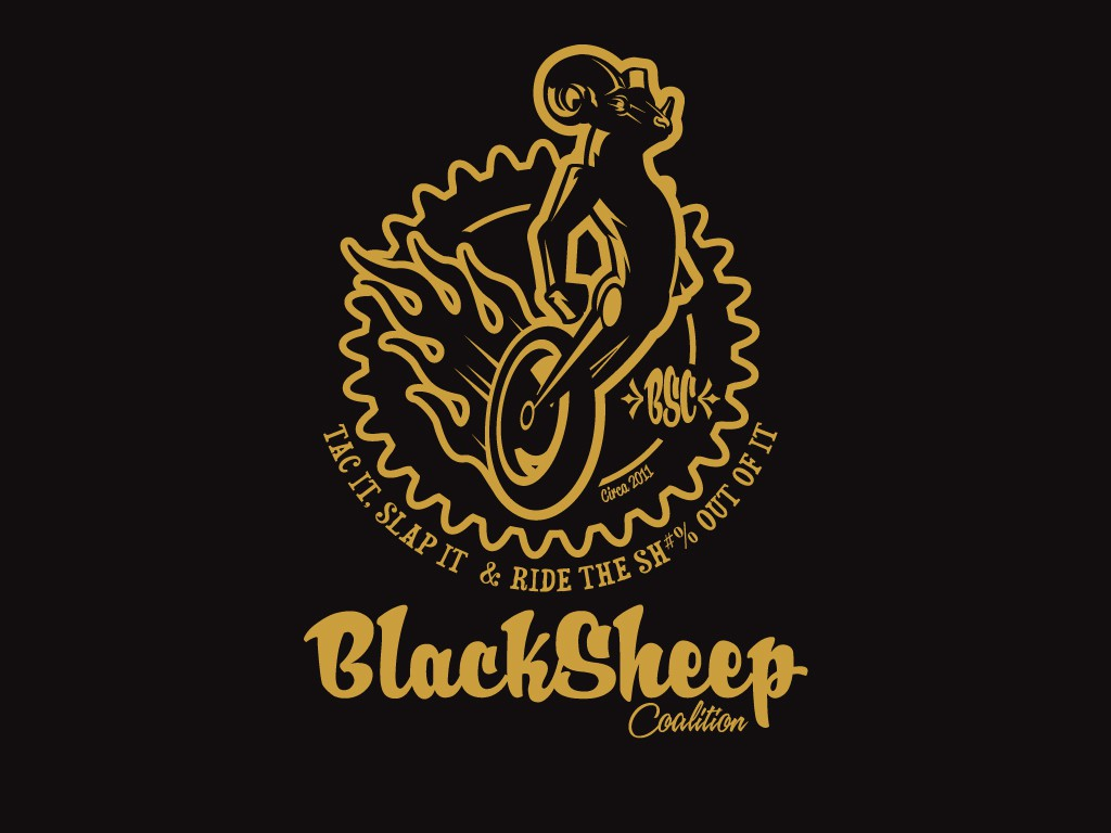 Logo for Black Sheep Coalition