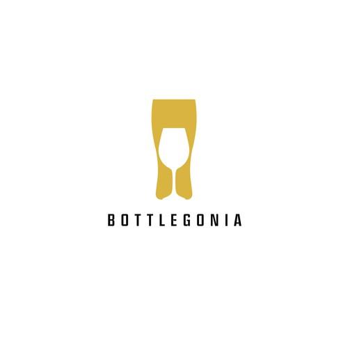 Bottlegonia Logo