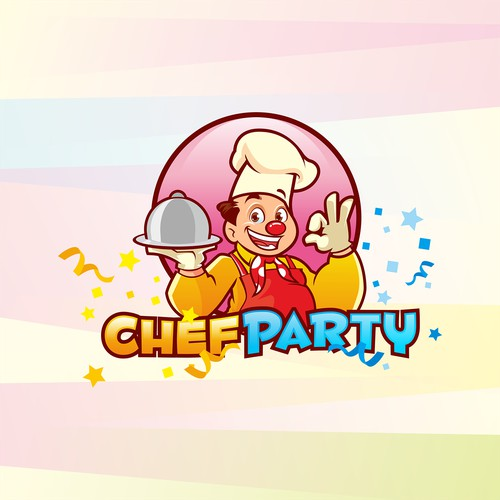 Chef party logo