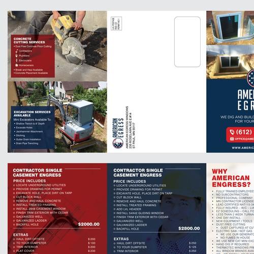 Egress Brochure Tri-Fold