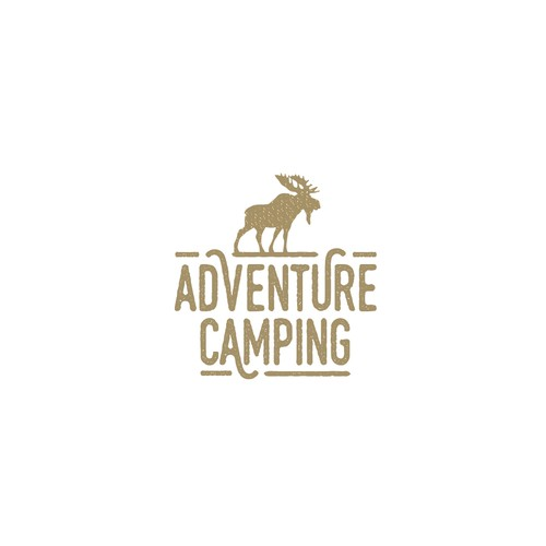 Proposed logo for Camping Co.