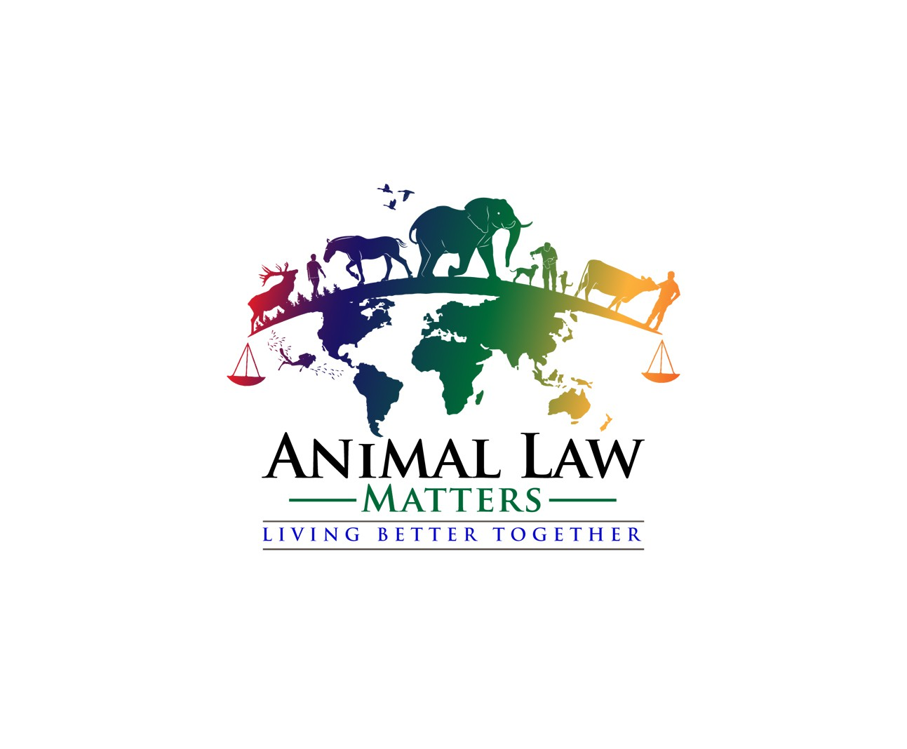 Animal Law Matters - corporate logo for registered charity