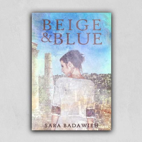 BEIGE & BLUE