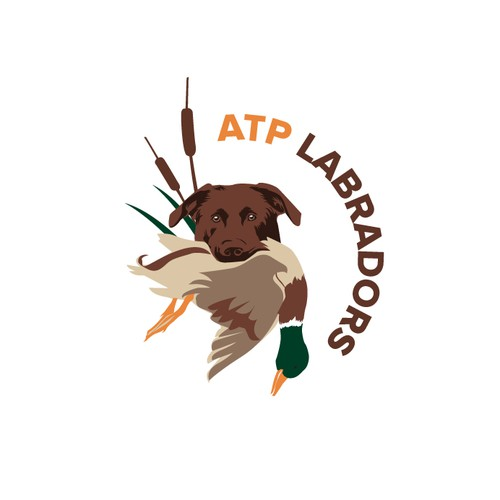 Logo for ATP Labradors
