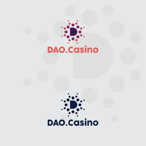 DAO.Casino Logo